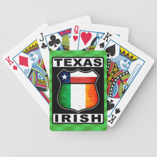 Texas Irish American Card Deck
