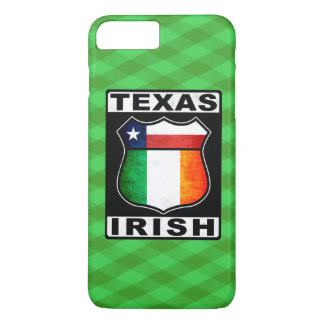 Texas Irish American iPhone Case
