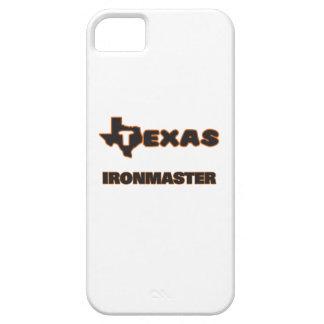 Texas Ironmaster iPhone 5 Cases