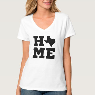 Texas is Home Funny T-Shirt