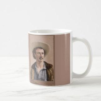 """""""Texas Jack"""" Omohundro 1846-1880 Coffee Mug"""