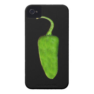 Texas Jalapeno Pepper 1 .jpg iPhone 4 Case