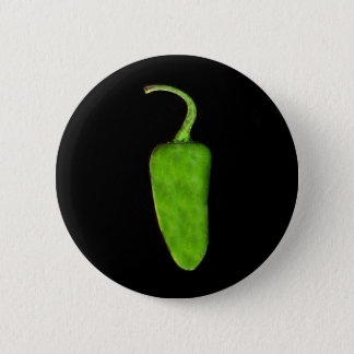 Texas Jalapeno Pepper 1 .jpg Pinback Button