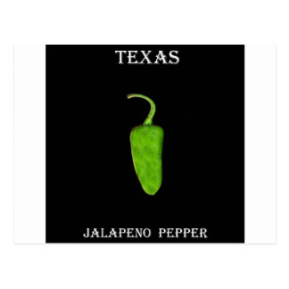 Texas Jalapeno Pepper 1 .jpg Postcard