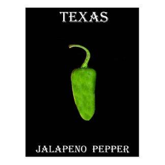 Texas Jalapeno Pepper 1 .jpg Postcard