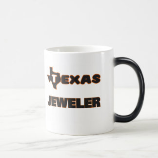 Texas Jeweler 11 Oz Magic Heat Color-Changing Coffee Mug