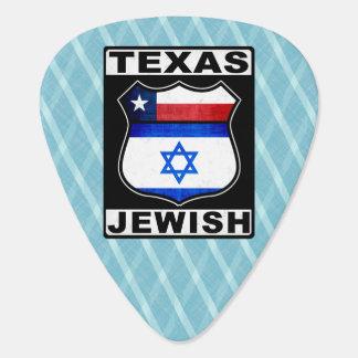 Texas Jewish American Guitar Pick