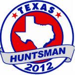 Texas Jon Huntsman Photo Sculpture