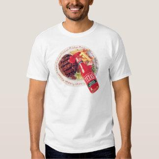 Texas Ketchup Burger and Fries T-shirt
