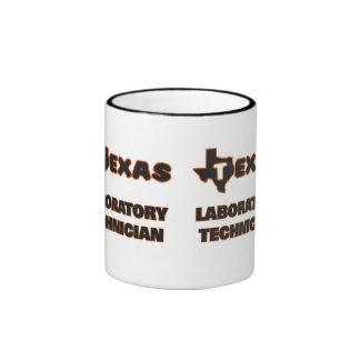 Texas Laboratory Technician Ringer Mug