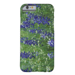 Texas, Lake Buchanan. Texas Bluebonnet and Wild Barely There iPhone 6 Case