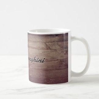 Texas Lamborghini Coffee Mug