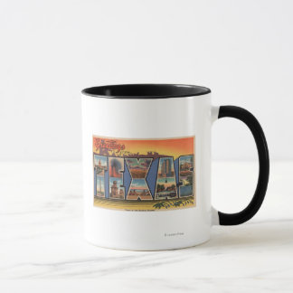 Texas (Land of the Modern Pioneer) Mug