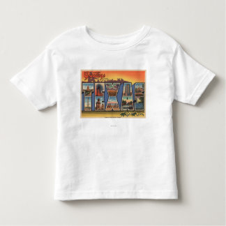 Texas (Land of the Modern Pioneer) Toddler T-shirt