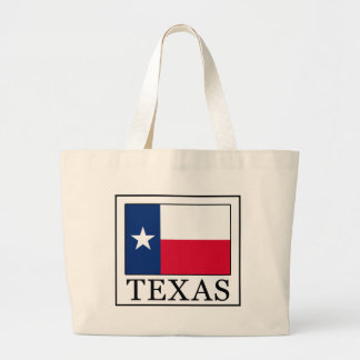 Texas Large Tote Bag