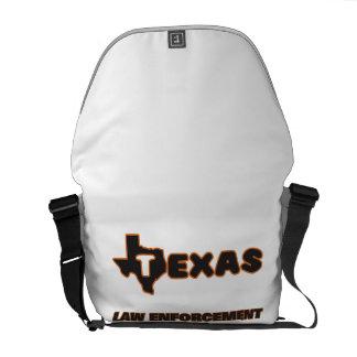 Texas Law Enforcement Officer Messenger Bags