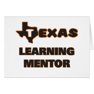 Texas Learning Mentor Stationery Note Card