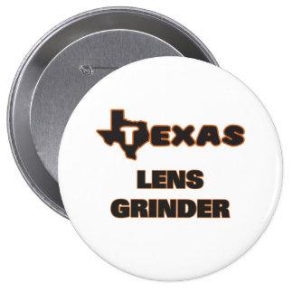 Texas Lens Grinder 4 Inch Round Button
