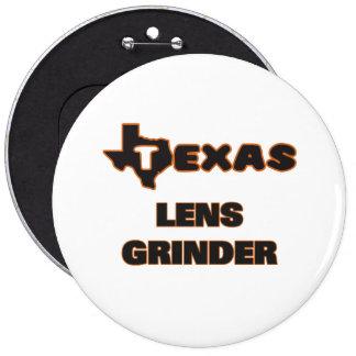 Texas Lens Grinder 6 Inch Round Button