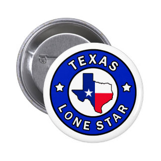 Texas Lone Star button