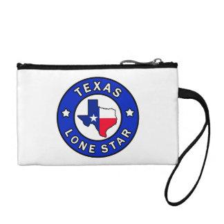 Texas Lone Star Coin Wallet