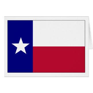Texas Lone Star Flag Greeting Cards