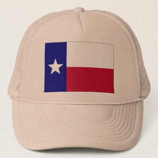 Texas Lone Star Flag Trucker Hat
