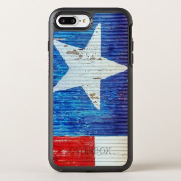 Texas Lone Star OtterBox Symmetry iPhone 8 Plus/7 Plus Case