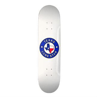 Texas Lone Star Skateboard