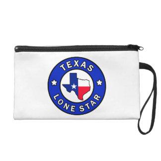 Texas Lone Star Wristlet Purse