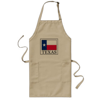 Texas Long Apron