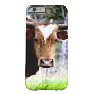 Texas Long Horn Barely There iPhone 6 Case