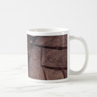 Texas Longhorn 2 at Cowcatchers Classic White Coffee Mug