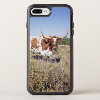 Texas Longhorn Breed (photo) OtterBox Symmetry iPhone 8 Plus/7 Plus Case