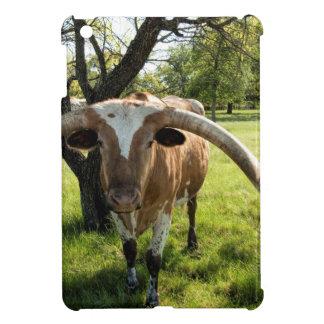 Texas Longhorn Bull iPad Mini Cases