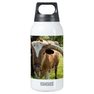 Texas Longhorn Bull SIGG Thermo 0.3L Insulated Bottle
