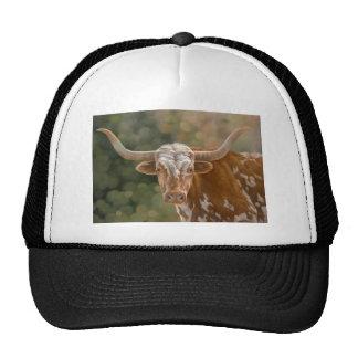 Texas Longhorn Trucker Hats