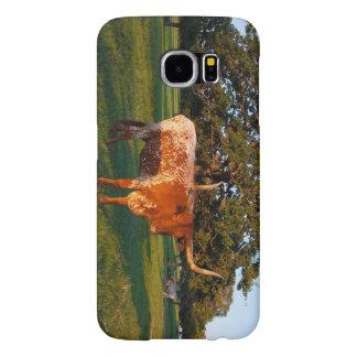 Texas Longhorn Samsung Galaxy S6 Case