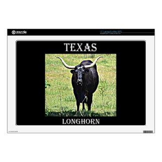 Texas Longhorn Skins For Laptops