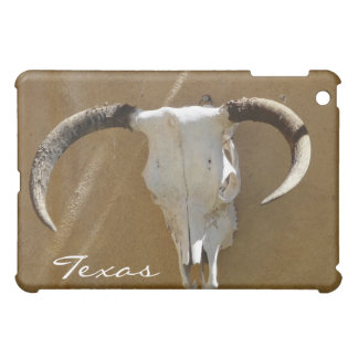 Texas/Longhorn Skull Cover For The iPad Mini