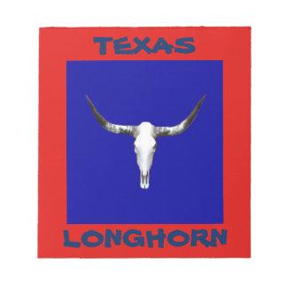 Texas Longhorn Z.jpg Notepad
