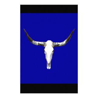 Texas Longhorn Z.jpg Stationery