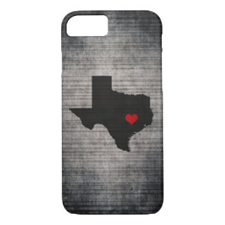 Texas Love iPhone 7 Case