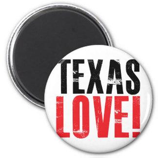 Texas Love Magnet