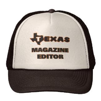 Texas Magazine Editor Trucker Hat