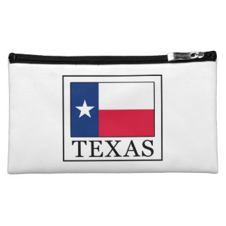 Texas Makeup Bag