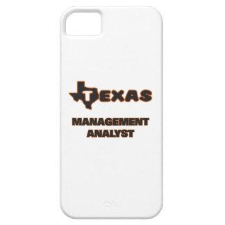 Texas Management Analyst iPhone 5 Case