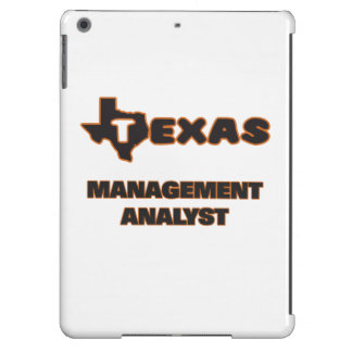 Texas Management Analyst iPad Air Cover