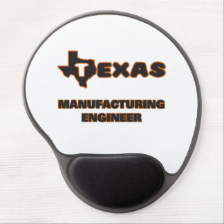 Texas Manufacturing Engineer Gel Mouse Pad