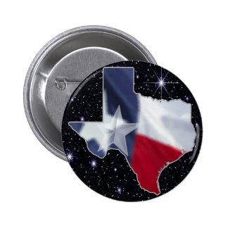 Texas Map Button